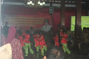 Lomba Desa Kelurahan Jombor Tahun 2014